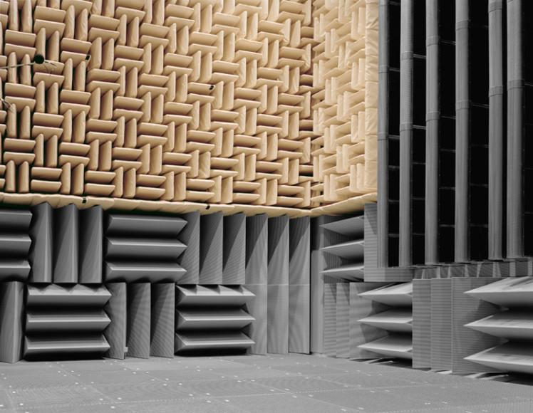 Юлиан Фаульхабер. Тестовый модуль, 2012 Julian Faulhaber Testeinheit (Test Unit), 2012