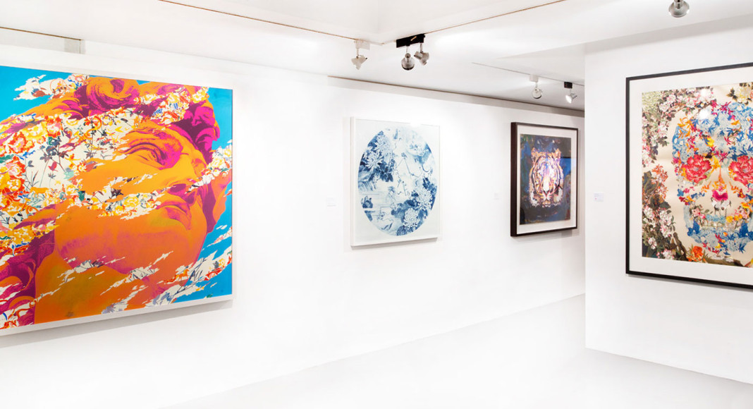 Персональная выставка Jacky Tsai в ММОМА