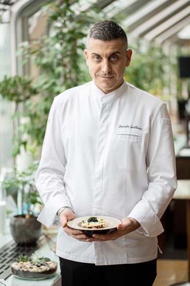 Шеф-повар Даниэле Джаллуизи,«Арарат Парк Хаятт Москва»