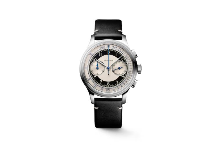 Часы The Longines Heritage Classic Chronograph – Tuxedo, Longines