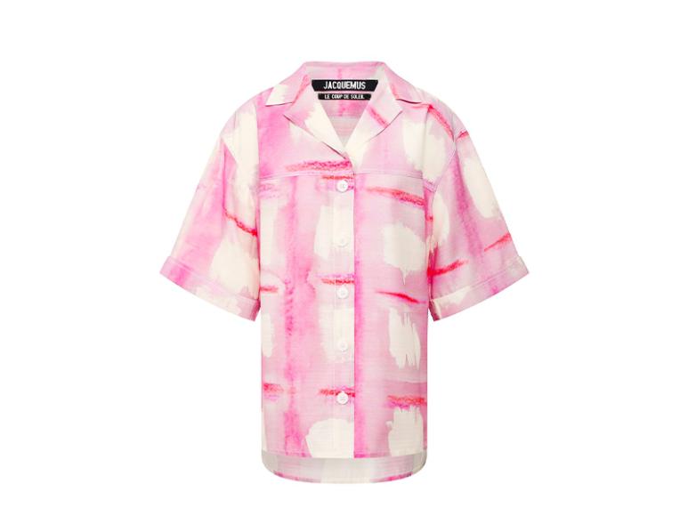 Женская рубашка Jacquemus, 47 550 руб. (tsum.ru)