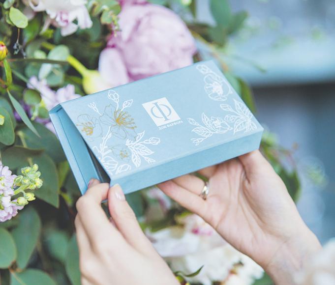 Свадебный сертификат (Дом Фарфора) — цена по запросу