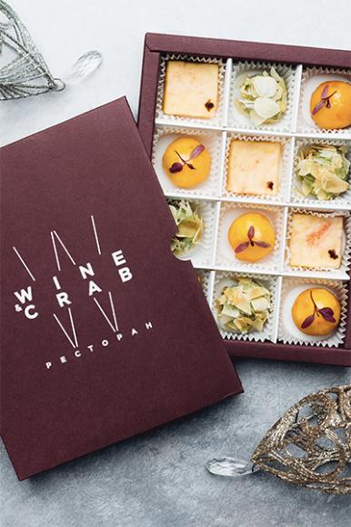 Крабовые конфеты(Wine & Crab)