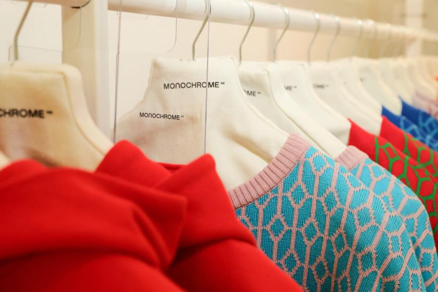 ОдеждаMonochrome в магазине на Малой Никитской