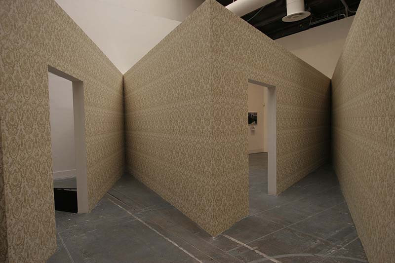 Моника Сосновская, «Тамбур», 2011. Инсталляция на 54-й Венецианской биеннале