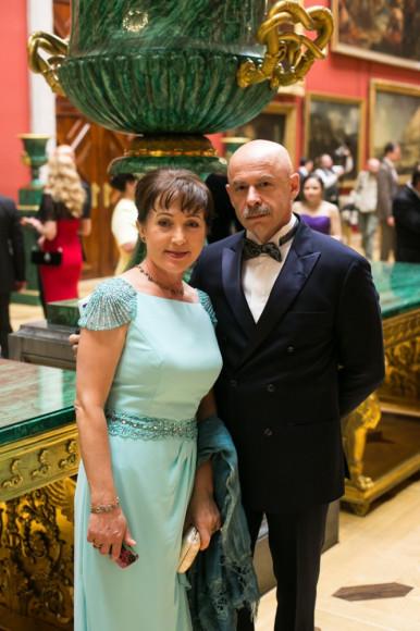 Анна и Игорь Белоусенко
