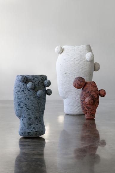 Галерея Hostler Burrows, керамические сосуды, Кати Туоминен-Нииттула