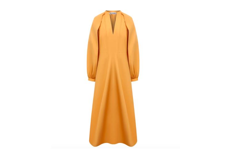 Платье Jil Sander, 148 500 руб. (ЦУМ)