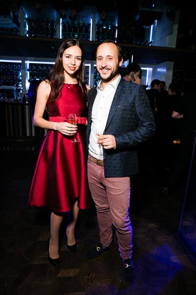 Михаил и Александра Родзянко