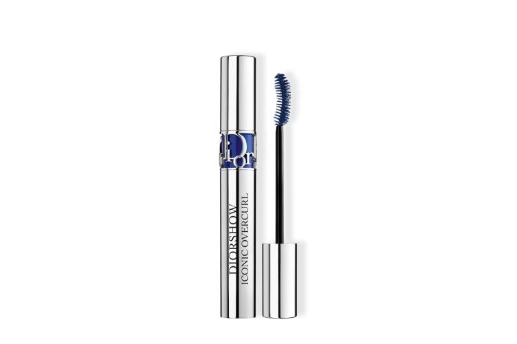 Тушь для объема и подкручивания ресниц, оттенок 264 синий, Diorshow Iconic Overcurl, Dior