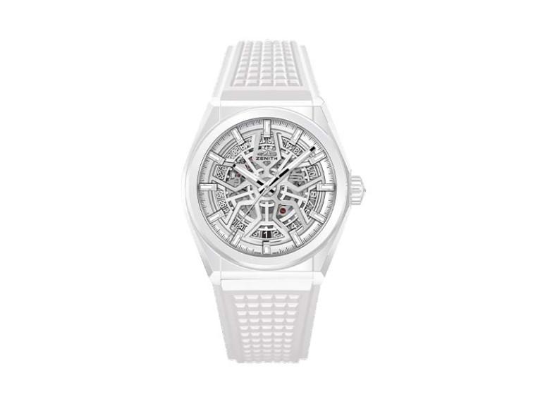 Часы Defy Classic White Ceramic, Zenith