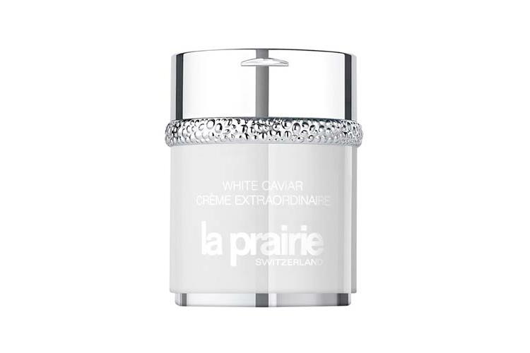 Увлажняющий крем для лица и шеи White Caviar Creme Extraordinaire, La Prairie
