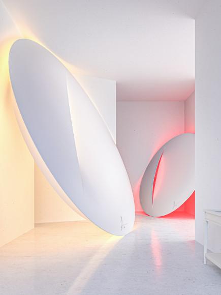 Светильник Сабин Марселис в рамках коллаборации с IKEA