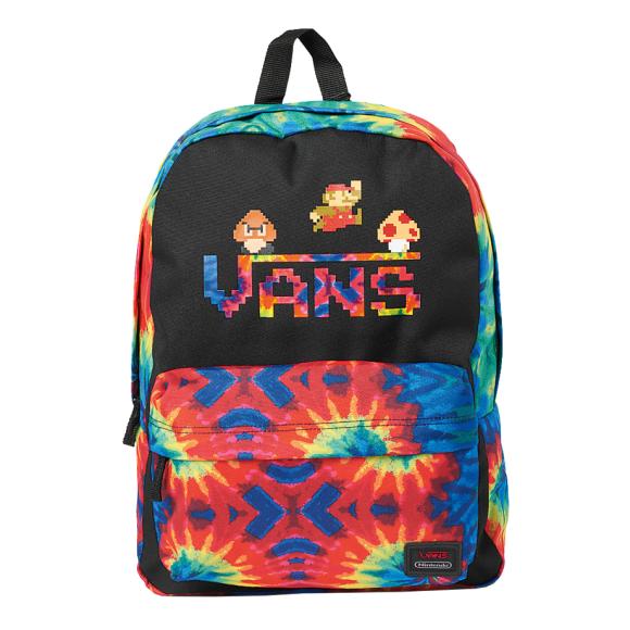 Рюкзак, Vans х Nintendo