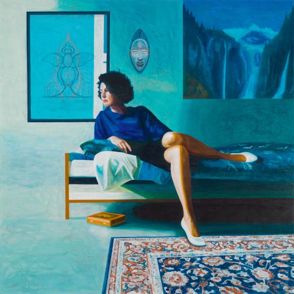 Ханс Вандекеркхове (NK Gallery) CHRISTINA 6, 2017