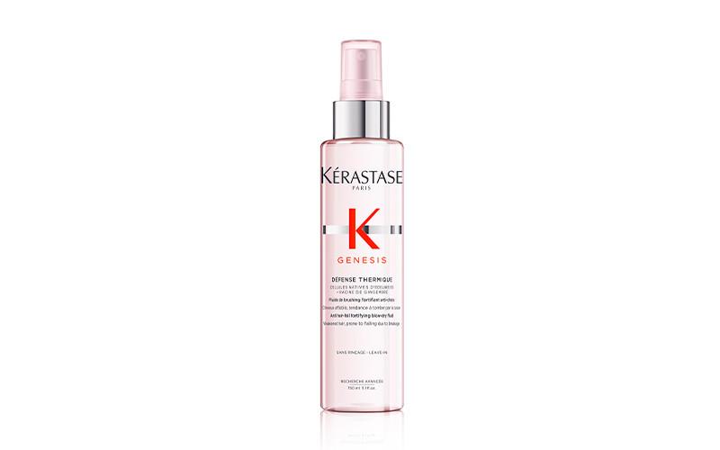 Укрепляющийтермо-флюид Défense для ослабленных и склонных к выпадению волос, Genesis, Kérastase