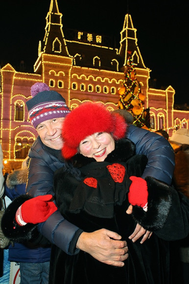 Сергей Гармаш и Татьяна Тарасова
