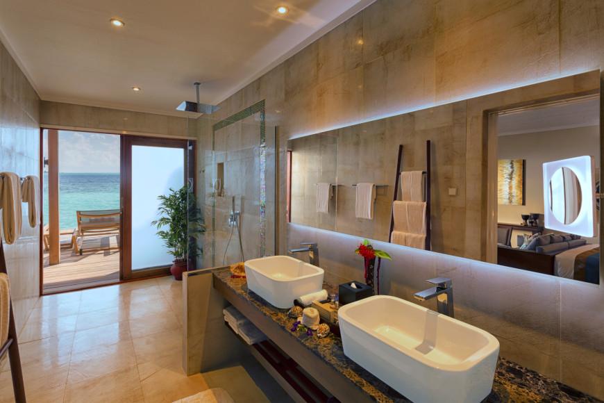 Ванная комната, Ocean Pool Villa