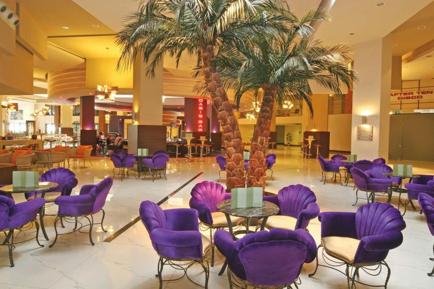 Барв отеле Limak Lara Deluxe Hotel & Resort (Limak Lara)