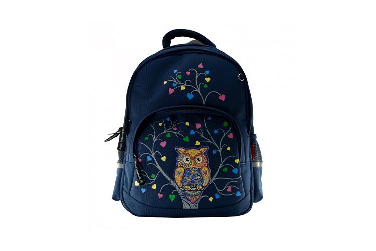 Рюкзак «Сова», Bruno Visconti, 9870 руб. (Vremena Goda Kids, галереи «Времена года»)