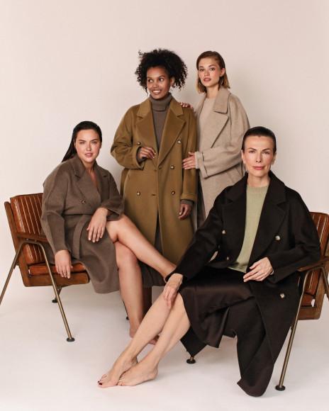 Обновленная коллекция пальто 12storeez