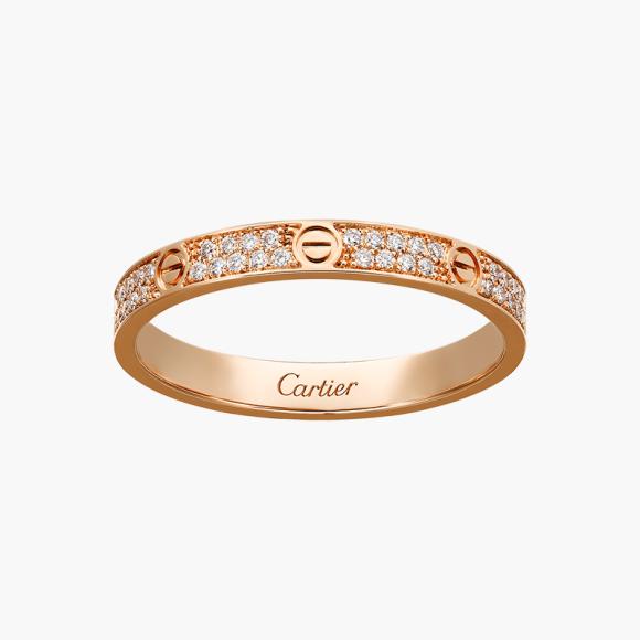 Кольцо Love, Cartier, 338 000 руб.