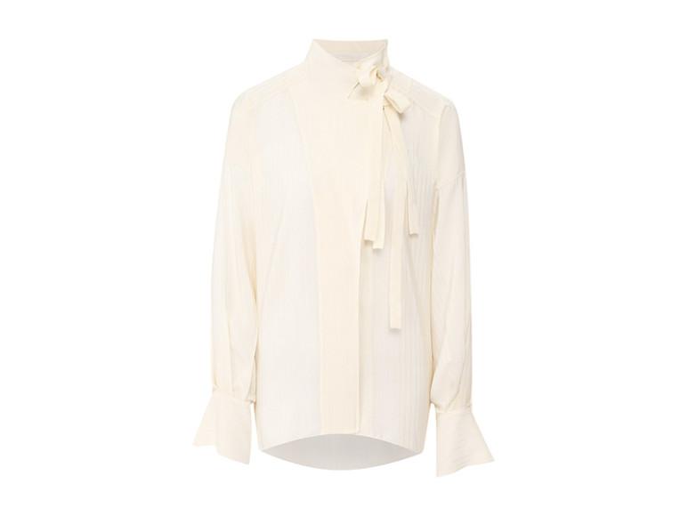 Блуза Chloé, 127 000 руб. (tsum.ru)