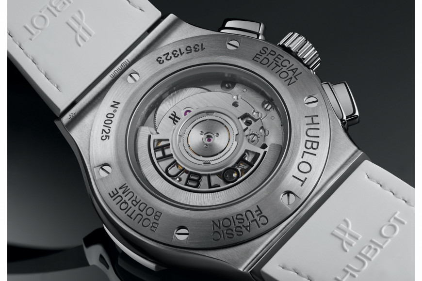 Classic Fusion Chronograph Boutique Bodrum, Hublot