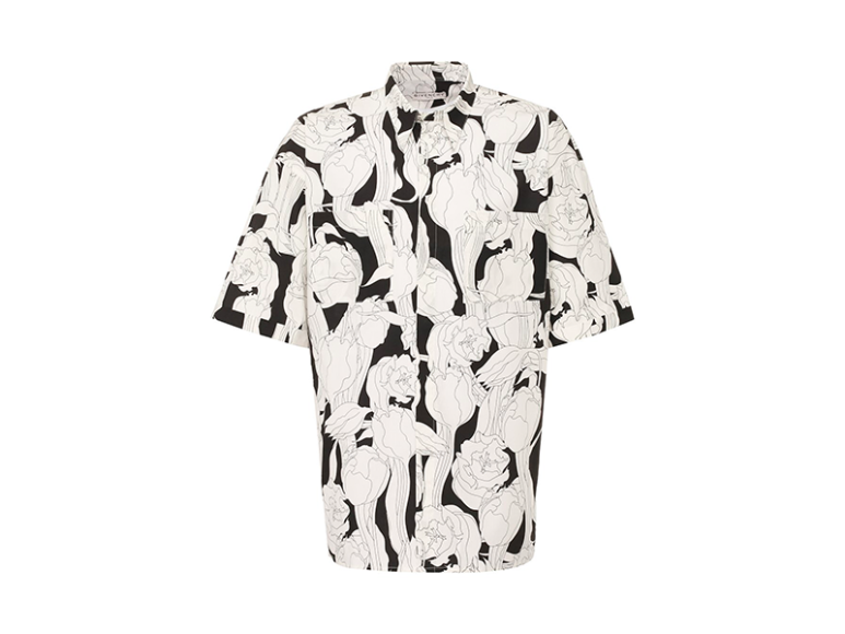 Мужская рубашка Givenchy, 45 850 руб. (tsum.ru)