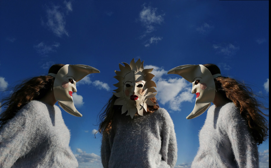 Алиса Горшенина, фотография из серии «Huarealism», 2020