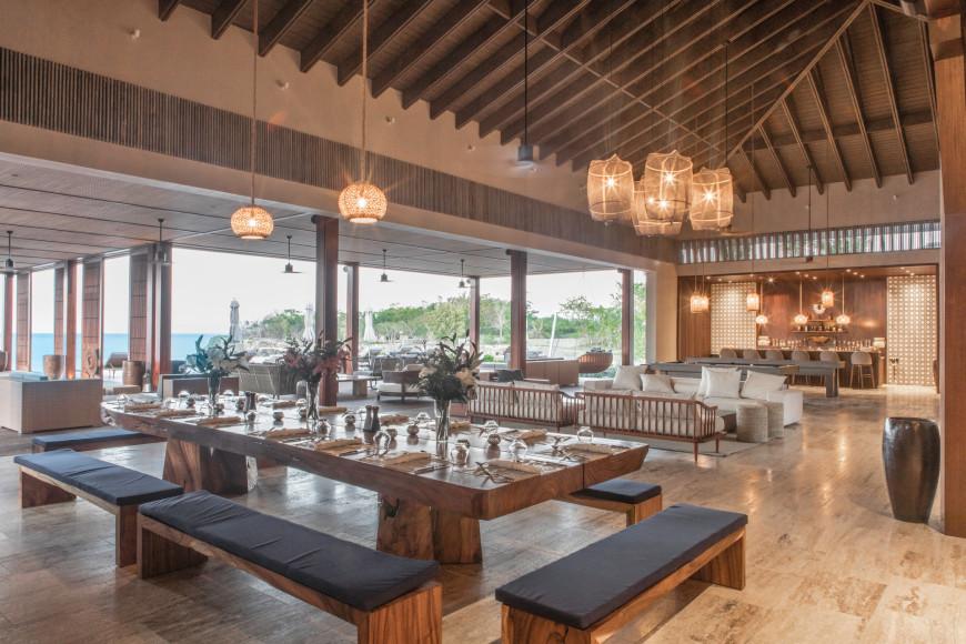 Ресторан(ANI Private Resort Dominican Republic)
