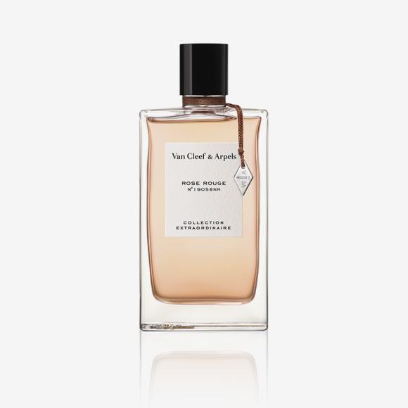 Восточный аромат Rose Rouge, Van Cleef & Arples. Цена: 75 мл — 13 500 руб.