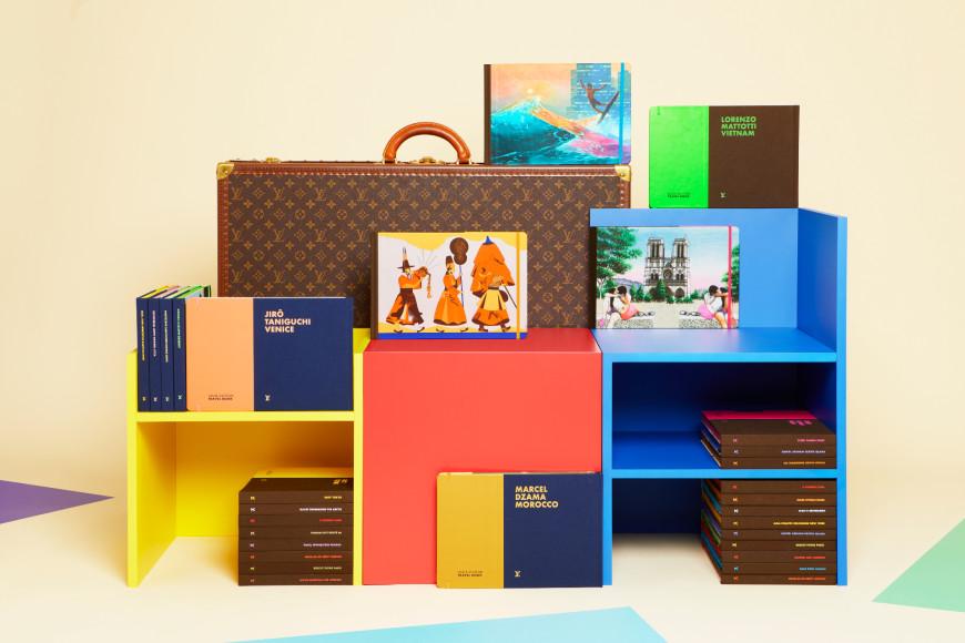 Коллекция книгLouis Vuitton