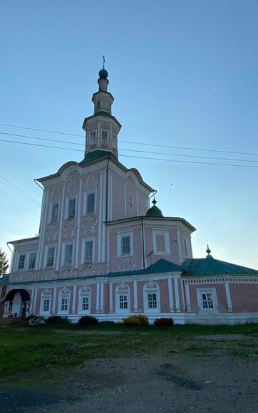 Рождественская церковь, Тотьма