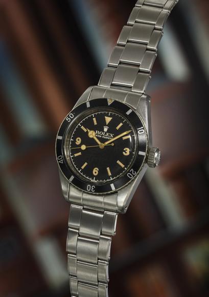 Часы Rolex Ref. 6200 «Big Crown»