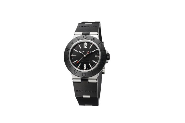 Часы Bvlgari Aluminium, Bvlgari, 233 100 руб. (Bvlgari)