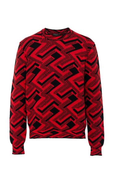 Мужской свитер Prada, 115 000 руб. (Prada)