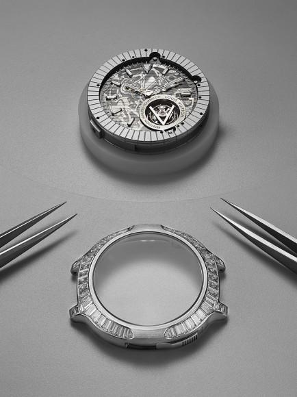 2c11efb19c10 Фабрика времени: Louis Vuitton и его высокое часовое искусство ...