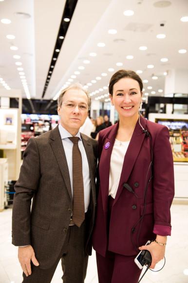 Владислав Флярковский и Екатерина Летучая