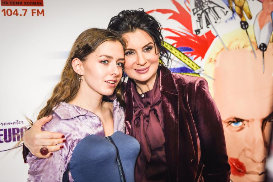 Елизавета Костюкова и Екатерина Стриженова