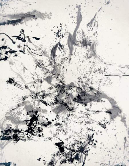 Зао Ву-Ки, Sans titre, 2006