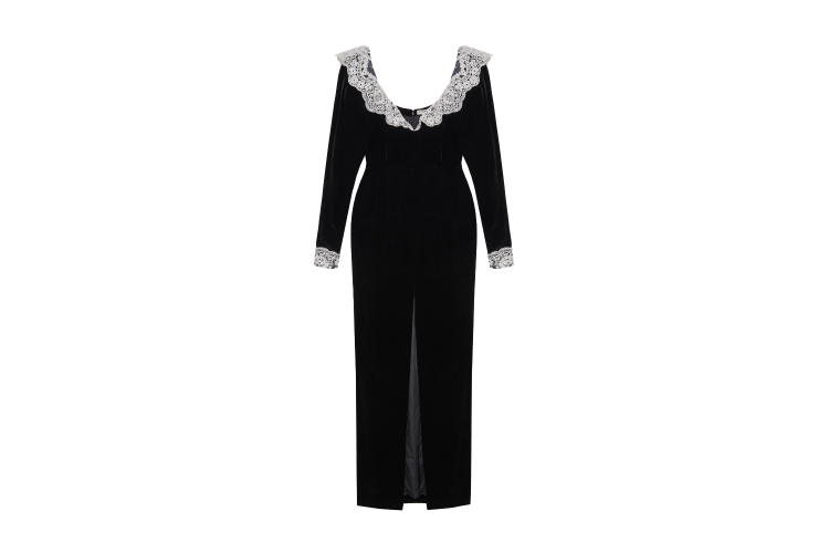 Платье Alessandra Rich, 259 000 руб. («Времена года»)