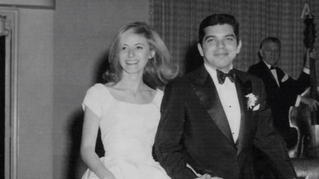 Фотографии из семейного архива семьи Лорен. Рики и Ральф Лорен