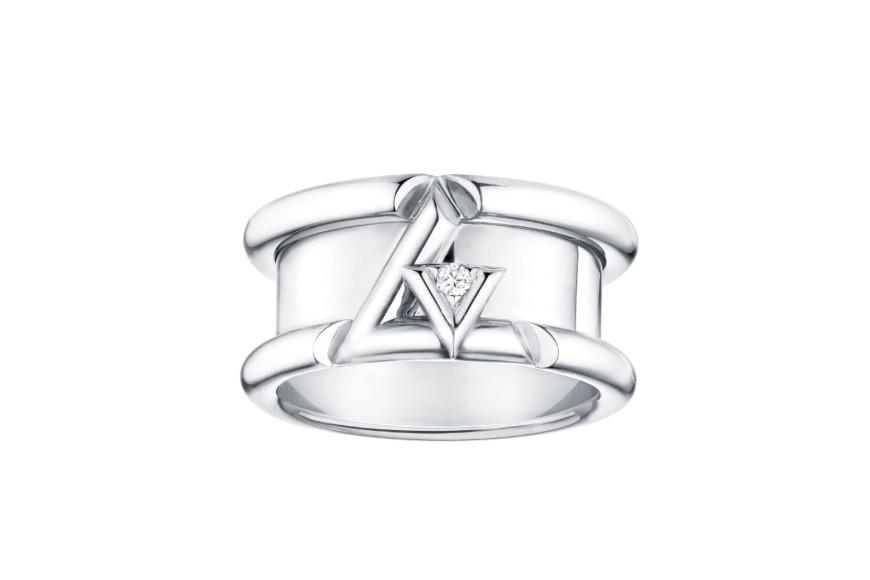 Кольцо LV Volt, Louis Vuitton