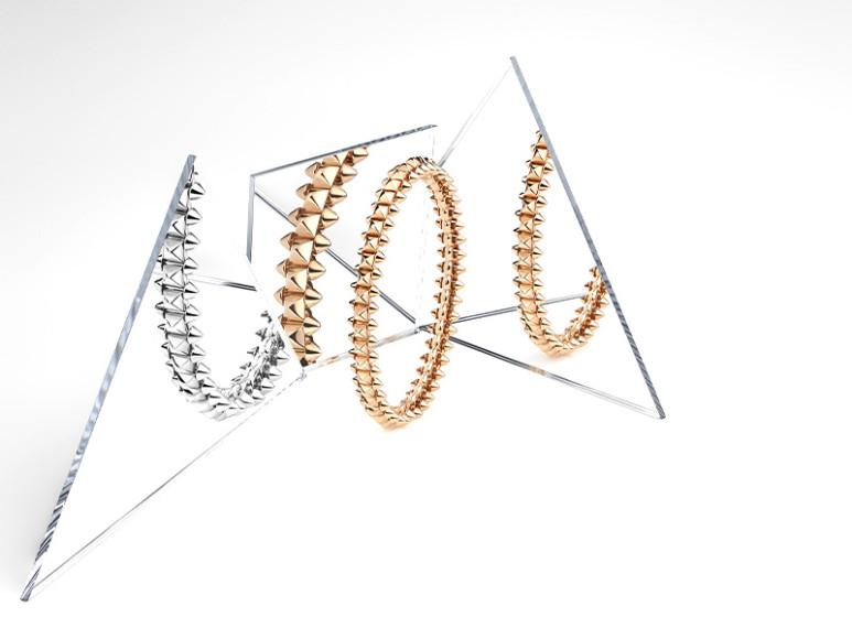 Браслеты Clash de Cartier, Cartier
