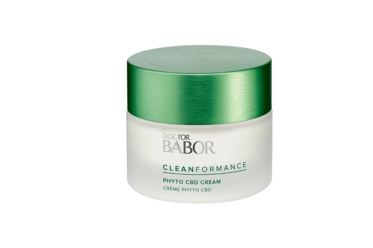 Успокаивающий релакс-крем Cleanformance Phyto CBD Cream, Babor