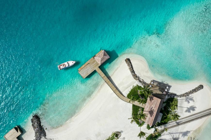 Отель Hard Rock Hotel Maldives