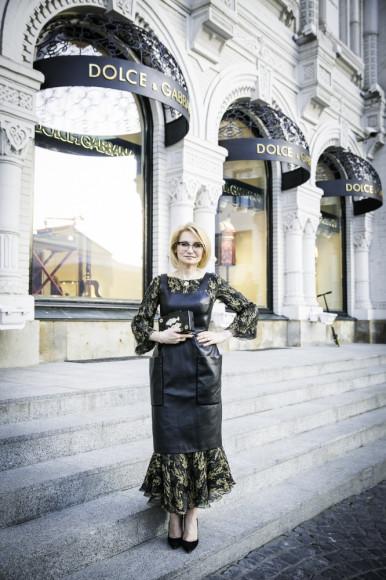 Эвелина Хромченко, модный эксперт