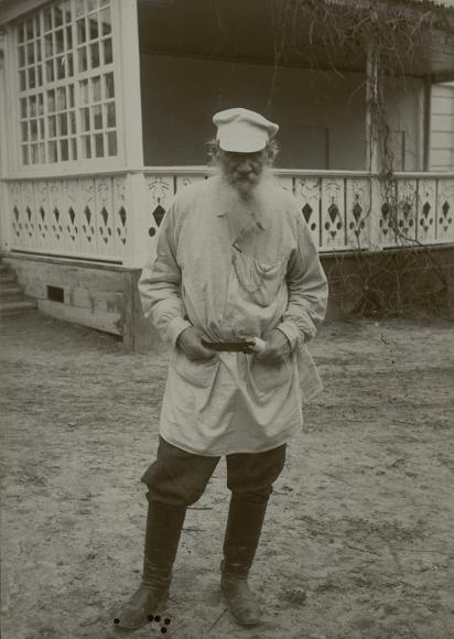 Фото: С.А. Баранов. Собрание Государственного музея Л.Н.Толстого