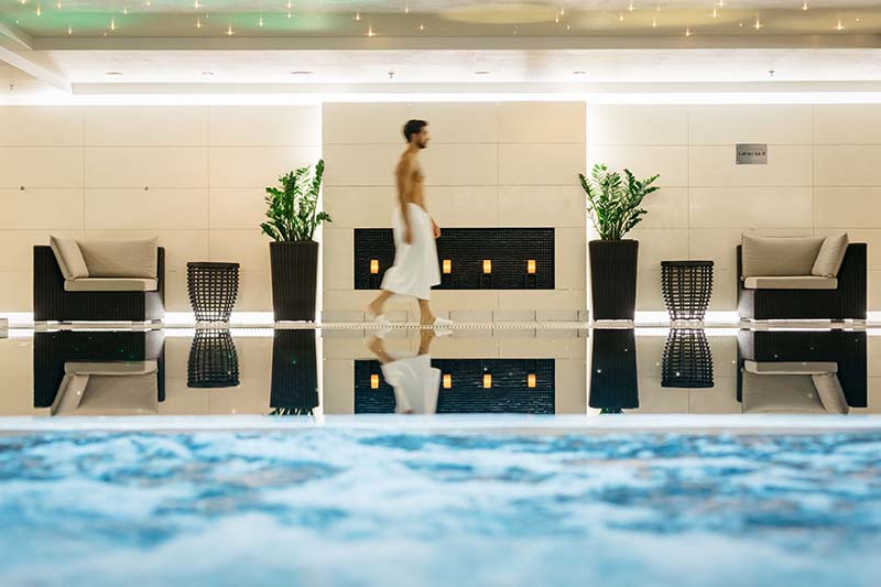 Спа-центр The Ritz-Carlton Spa